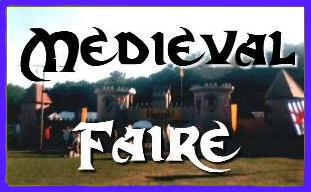 Medieval Faire section