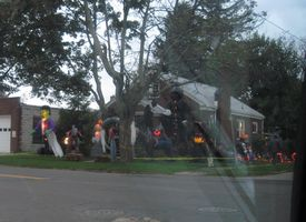 Halloween displays 2013