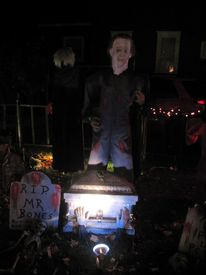 Halloween displays 2014