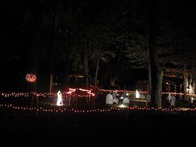 Halloween displays 2014
