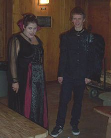 2009 medieval halloween