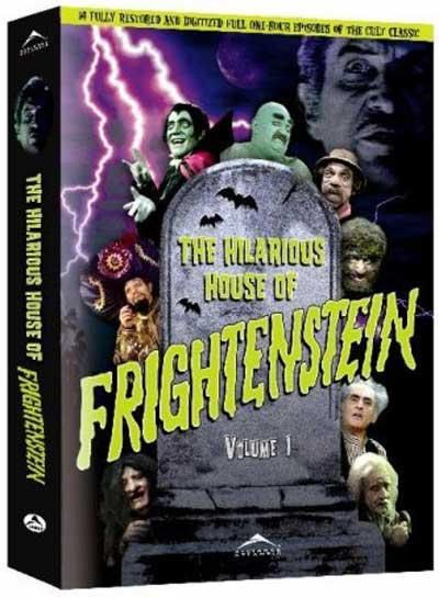 hilarious house of frightenstein HHOF