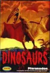 Polar Lights dinosaur model