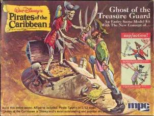Ghost of the Treasure Guard