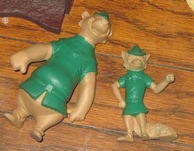 Disney Robin Hood figures