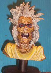 Iron Maiden Eddie model kit