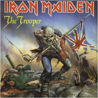 Iron Maiden Eddie model kit