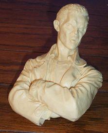 Spike bust