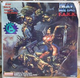 Heavy Metal Taarna