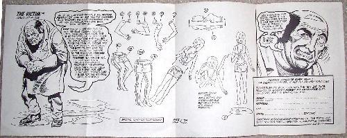 monster scenes instruction sheet