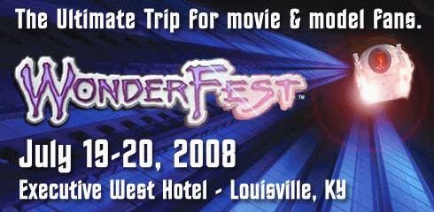 Wonderfest 2008 model show