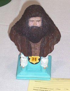 Hagrid bust