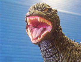 West Kenji Godzilla 2005