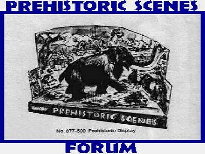 Prehistoric Scenes