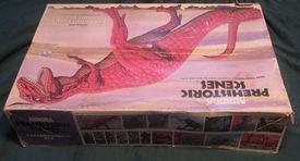 JCPenny's tyrannosaurus box