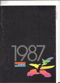 Monogram 1987 catalog