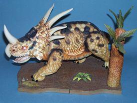 aurora prehistoric scenes model