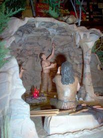 prehistoric scenes gallery