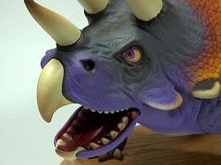 three horned dinosaur