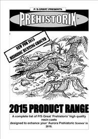 Prehistorix catalog