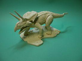 Aurora prehistoric scenes resin model add on