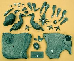 Giant Bird parts list