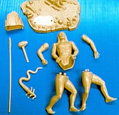 cromagnon man model parts