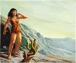 aurora cromagnon woman box art