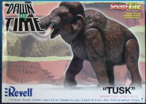 Revell mammoth dinosaur model