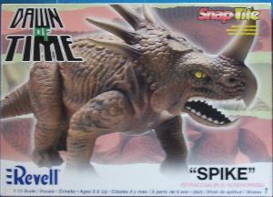 Revell spiked dinosaur model