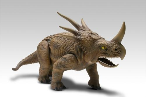 Revell spiked dinosaur model