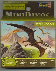 flying reptile mini dinosaur