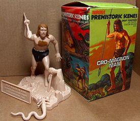 cromagnon man model kit