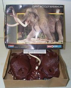 Monogram 88 mammoth model