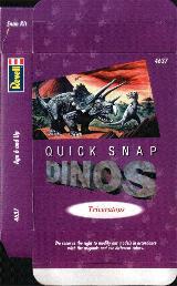 triceratops mini dinosaur