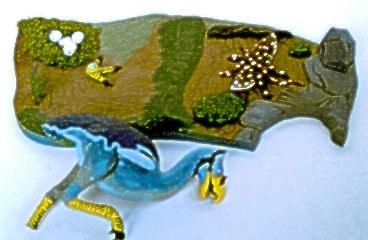 my aurora giant bird model