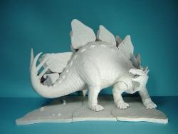 Dave Cockrum stegosaurus
