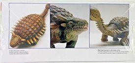Revell armored dinosaur model