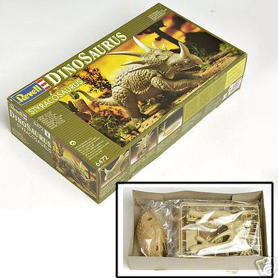 Revell-Germany spiked dinosaur