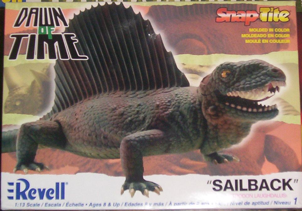 Revell 2007 Dawn of Time box