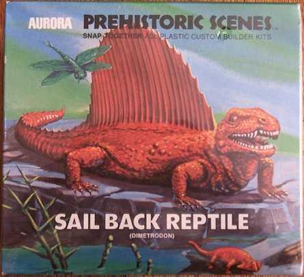 Aurora 1974 sailback box