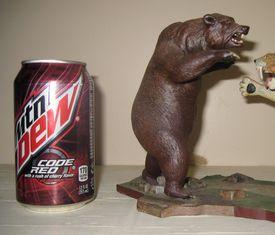 cave bear model