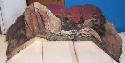skilcraft dinosaur model display