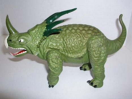 aurora spiked dinosaur