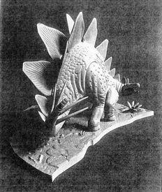 Aurora Stegosaurus