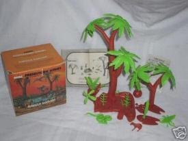more jungle swamp parts