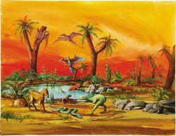 aurora jungle swamp box art