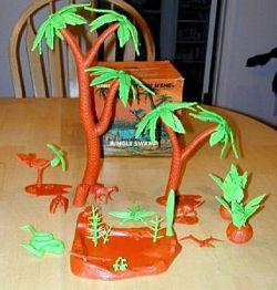 jungle swamp complete kit
