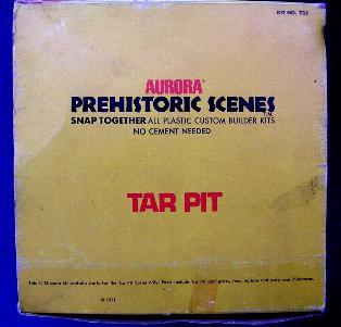 Aurora tar pit box top