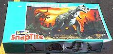 Revell 1993 tyrannosaurus box